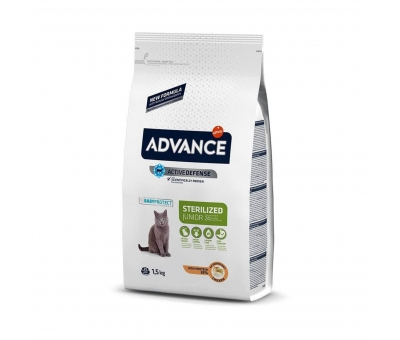 ADVANCE BABY PROTECT YOUNG STERİLİZED CHİCKEN 1,5 KG